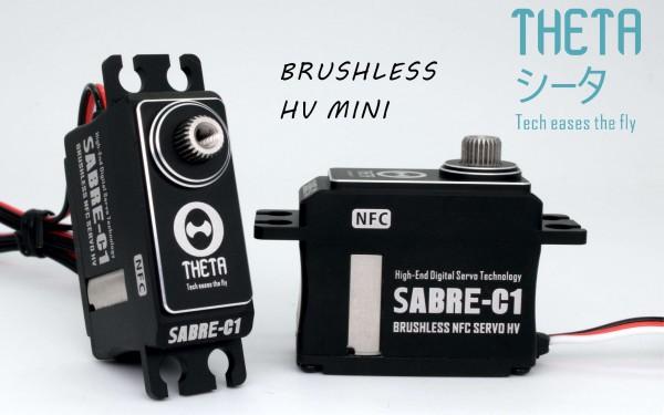 THETA SABRE-C1 16mm 15kg/cm Brushless